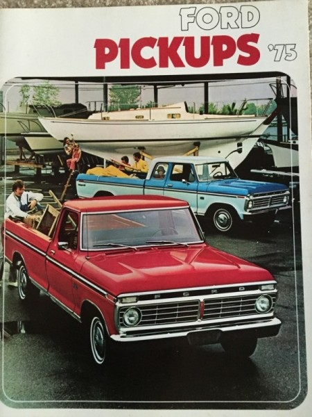 1975 Ford Pickups